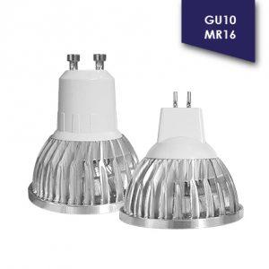GU10 - MR16